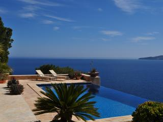 Beautiful 4 bedroom Villa in Sant Vicent de sa Cala - Sant Vicent de sa Cala vacation rentals