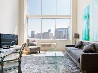 Sky City Liberty view I-1 bedroom Duplex Extra - Jersey City vacation rentals