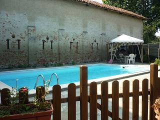 18th Century Manor Garden flat - Carmagnola vacation rentals
