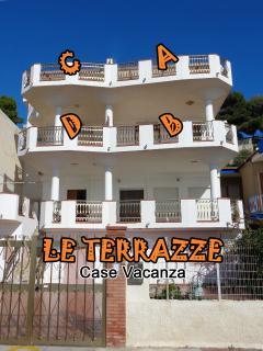 "Vacation Homes ""Le Terrazze"" - Ribera vacation rentals"