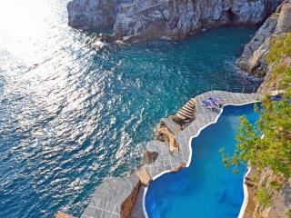 Paradise villa with private pool - Furore vacation rentals