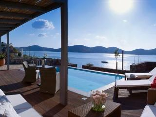 Villa Marina, 3 bedroom villa at Elounda - Elounda vacation rentals