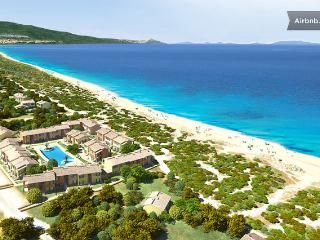 HOUSE ON THE BEACH WITH POOL SARDINIA - Badesi vacation rentals