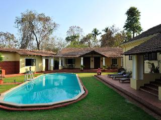 Quinta Portuguesa - 9 Bedroom Goa Heritage Estate - Goa vacation rentals