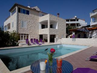 Penthouse for 5 in villa Marijeta Hvar with  pool - Hvar vacation rentals