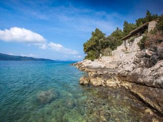 Dubrovnik beach house Ratac -private beach - Slano vacation rentals