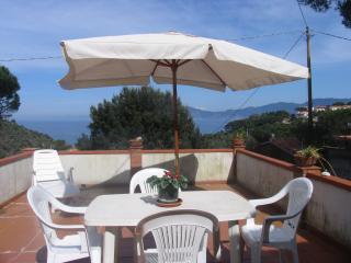Il Pinolo 6 pax - panoramic terrace - Padulella - Portoferraio vacation rentals