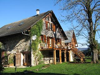 Charming Barn with Deck and Internet Access - Chambéry vacation rentals