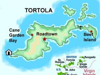 Steele Point - Tortola vacation rentals