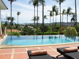 Stunning 4 Bedroom Seaview Villa - Bang Rak - Surat Thani Province vacation rentals