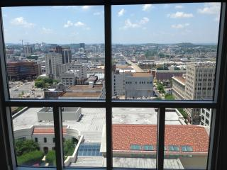 Downtown Penthouse on the 22nd Floor. - Nashville vacation rentals