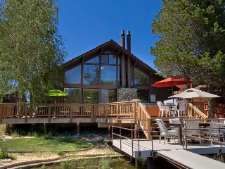 Spacious lakeside home with private dock - Sun and Ski Tahoe - South Lake Tahoe vacation rentals