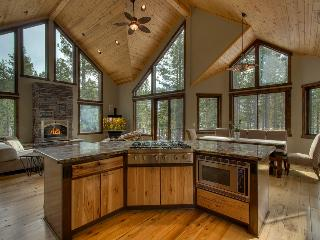 Spacious home featuring back deck, fireplace and foosball table - Gardner Retreat - South Lake Tahoe vacation rentals