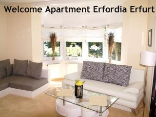 Apartment Erdordia Erfurt - Saxony vacation rentals