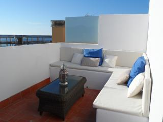 Duplex penthouse overlooking the sea and beach - Ibiza vacation rentals