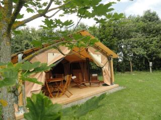 Nice 2 bedroom Tented camp in Lucon - Lucon vacation rentals