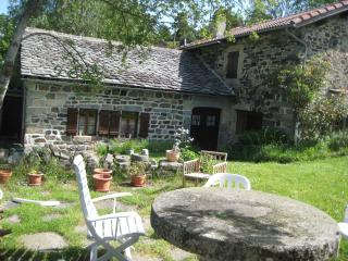 Charming farmhouse in Meygal region - Saint-Julien-Chapteuil vacation rentals