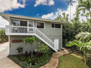 A modern 3 bedroom, 2 bath home | Hanalei Bay - Winter Specials! - Hanalei vacation rentals