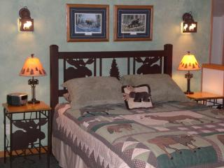 Charming 1 bedroom Cody Condo with Internet Access - Cody vacation rentals