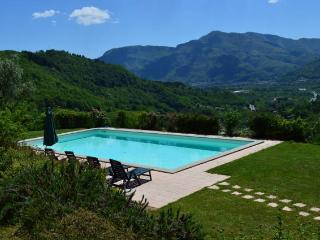 Stone-built Tuscan villa an hour north of Lucca, p - Fosciandora vacation rentals