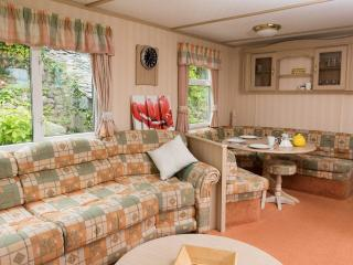 Nice Caravan/mobile home with Television and DVD Player - Dyffryn Ardudwy vacation rentals