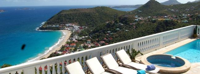 Perfect 4 bedroom Villa in Colombier - Colombier vacation rentals