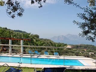 Villa Near Massa Lubrense on the Sorrento Peninsula  - Villa Procida - 14 - Marciano vacation rentals