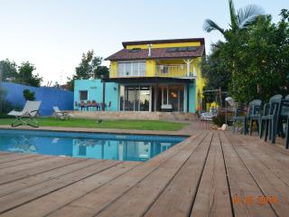 Beautiful Villa with large pool 7min from the Sea - Herzlia vacation rentals