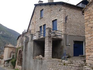 2 bedroom House with Balcony in Sainte-Enimie - Sainte-Enimie vacation rentals