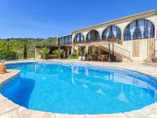 Comfortable Villa with Internet Access and A/C - Casarabonela vacation rentals