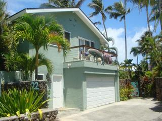 Tropical Luxury 2Bed/2Bath Steps to Kailua Beach - Kailua vacation rentals