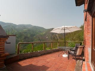 El Ablanu - jacuzzi, barbecue and fireplace - Proaza vacation rentals