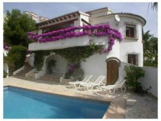 CASA BLANCA - Benitachell vacation rentals