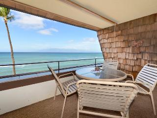306 - 2b/2b Direct Oceanfront - Lahaina vacation rentals