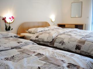 Triple Room with Balcony and Sea View - Portoroz vacation rentals