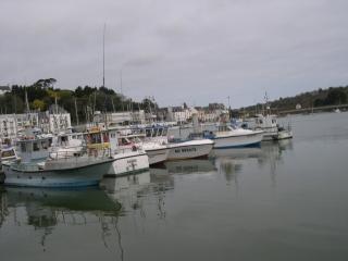 Sur le port d'Audierne en Bretagne, - Audierne vacation rentals