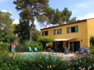 JdV Holidays Villa Liseron, 4 bedroom with pool, great area, great price! - Biot vacation rentals