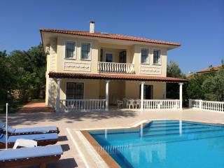 Charming Villa with Deck and A/C - Oludeniz vacation rentals