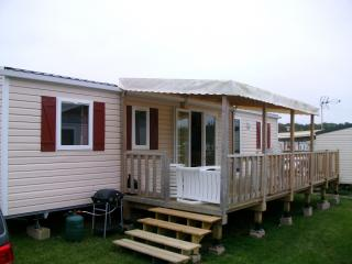 Nice Caravan/mobile home with Internet Access and Central Heating - Besse-sur-Braye vacation rentals