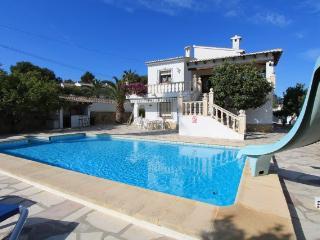 MJ000173 Classical 5 Bed Villa - Moraira vacation rentals