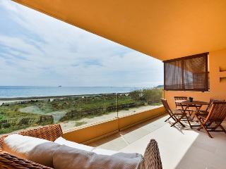Penthouse first line of beach - Playa d'en Bossa vacation rentals