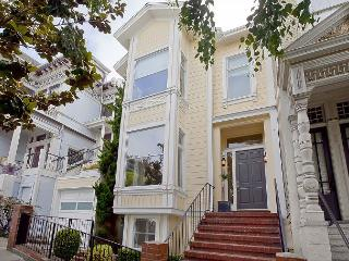 4BR/3BA Stylish Pacific Heights House - Ideal Location and Property! Sleeps 7 - San Francisco vacation rentals