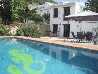 Casa Castana-village house-private garden & pool - Alcaucin vacation rentals