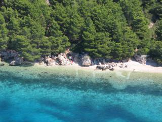 Sea,mountains inspiration for love studioapartment - Makarska vacation rentals