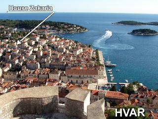 Guesthouse Zakaria Hvar - Hvar Island vacation rentals