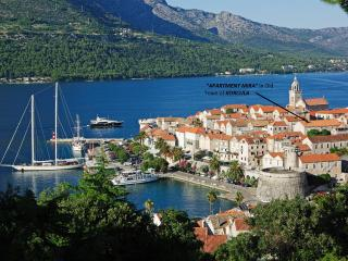 Korcula Old Town cosy apartment MIRA - Korcula vacation rentals