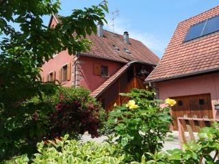 Charming House in Gunsbach with Dishwasher, sleeps 8 - Gunsbach vacation rentals