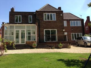 Robin Hood Retreat NEWLY REFURBISHED - Worksop vacation rentals