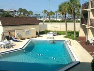 wake up to sunrise,beach  / pool view quiet  Condo - New Smyrna Beach vacation rentals