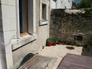 Village house for 8 with terrace & fishing lake - La Roche-Posay vacation rentals